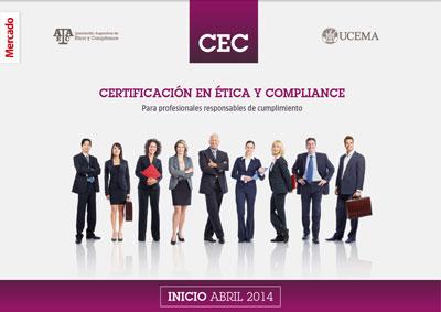 Certificación en Ética y Compliance: comienza en Abril 2014